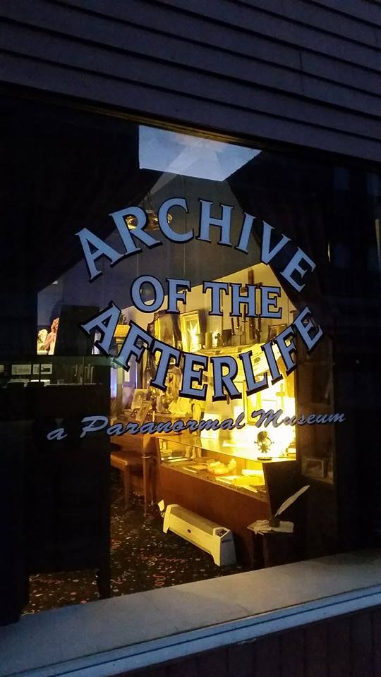 Archive of the Afterlife