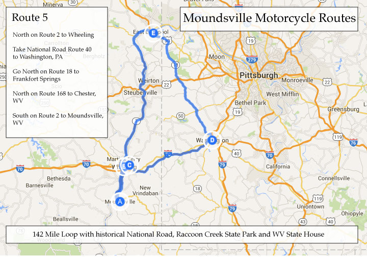 Motorcycle.Route-5