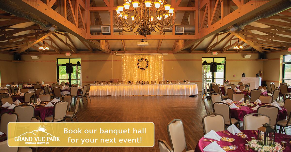 Banquet Hall at Grand Vue Park