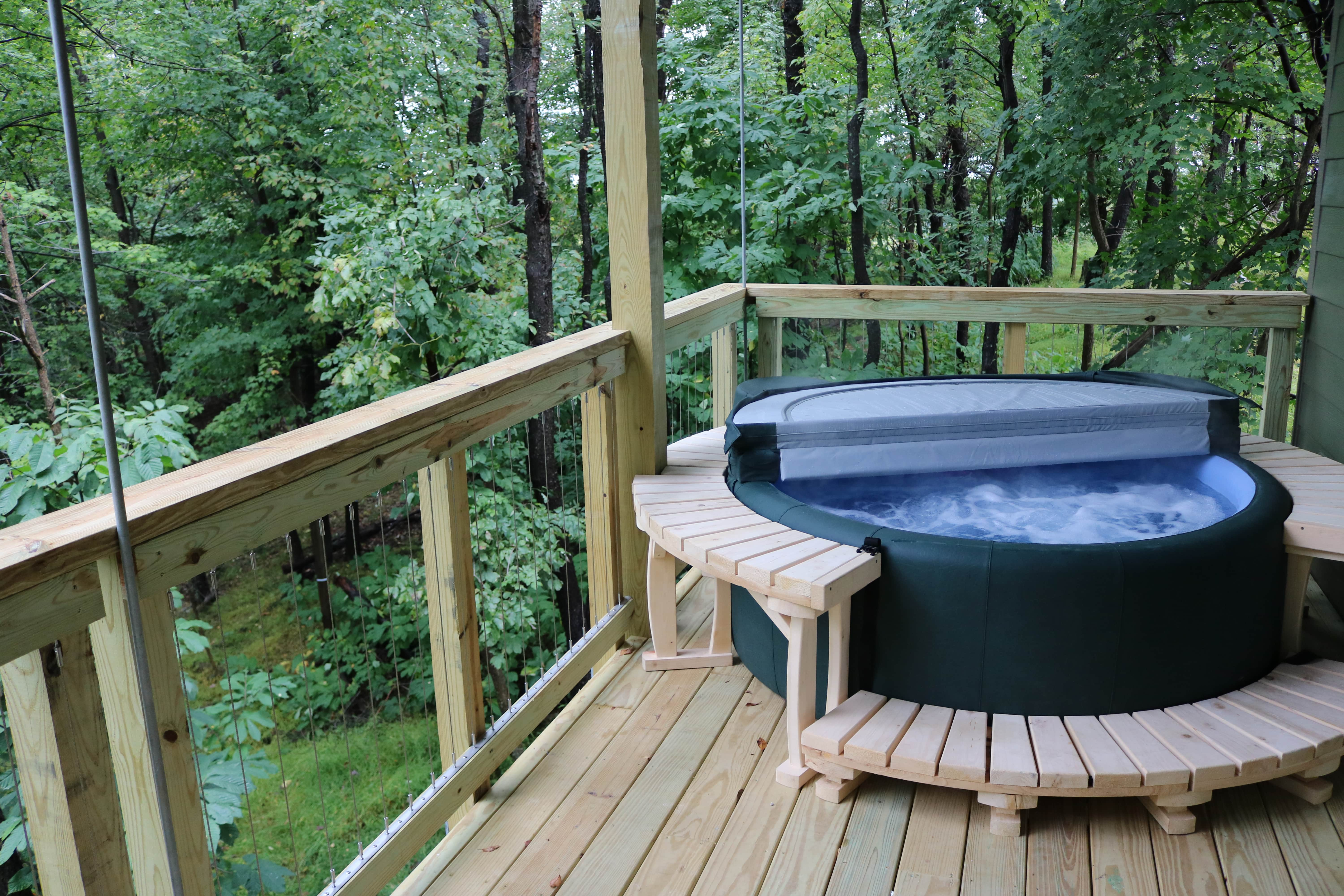 virginia cabin friendly west pet near tub cabins img romantic wv rental with hot elkins in